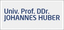 Univ Prof DDr Johannes Huber